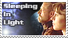 Babylon 5 sleeping in the light stamp