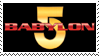 Babylon 5 stamp