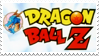 Dragon Ball Z stamp