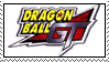 Dragon Ball GT stamp