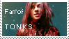 Harry Potter Tonks stamp