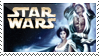 Star Wars stamp