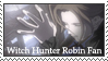 Witch Hunter Robin stamp